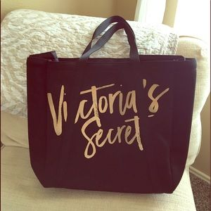 Victoria's Secret large tote with lined sides